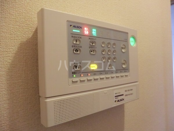 サザンクロス B 101号室の設備