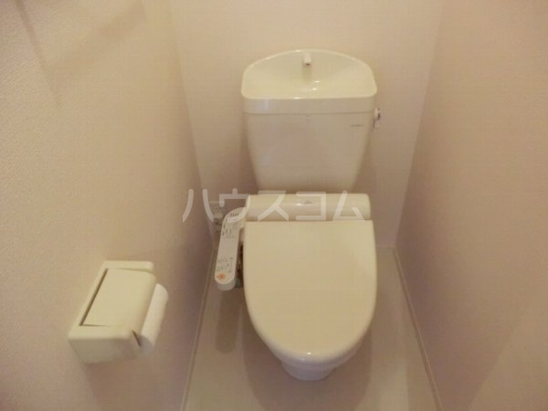 サザンクロス B 101号室のトイレ
