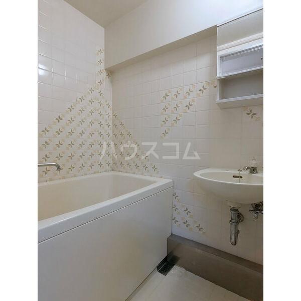レジデンス山崎 405号室の風呂
