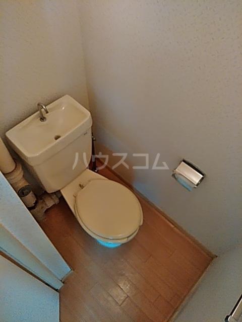 レジデンス山崎 405号室の洗面所