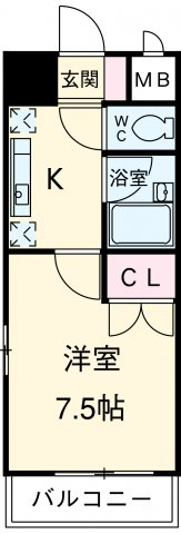 マモール川崎Ⅱの外観