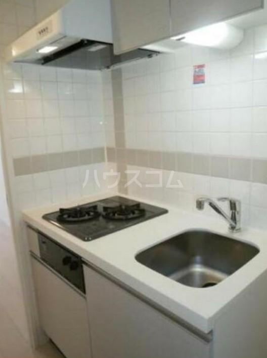 ライズ赤塚 209号室のキッチン