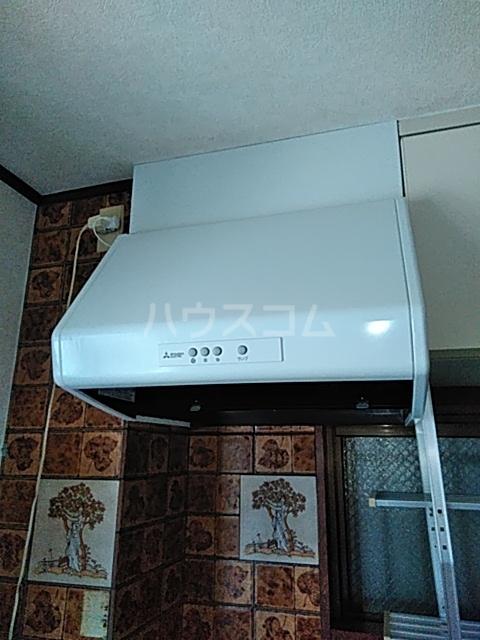 ティファニーハウス大野 202号室の設備