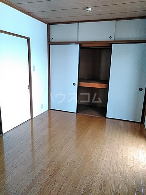 ティファニーハウス大野 202号室のベッドルーム