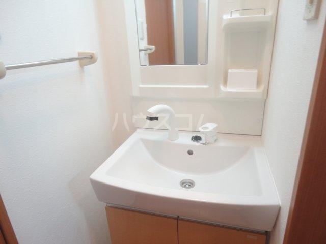 クラーレン ハウス 101号室の洗面所