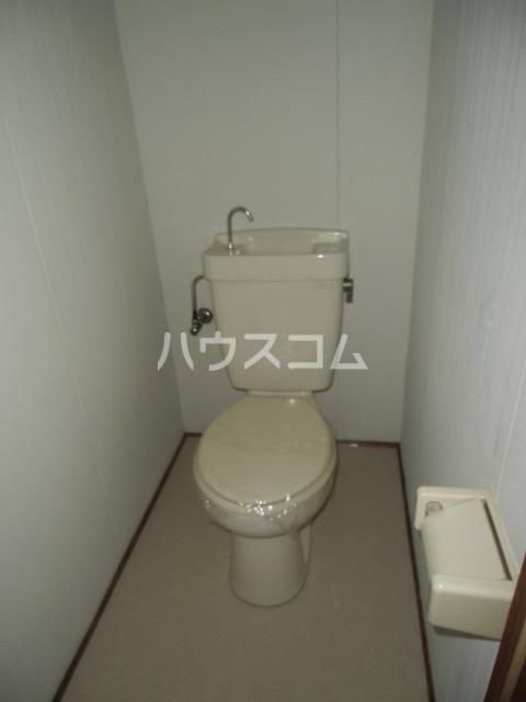 パレスカモメ 103号室のトイレ