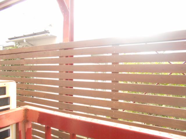 ハイグレード永山 201号室の景色
