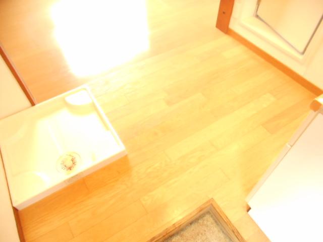 ハイグレード永山 201号室のキッチン