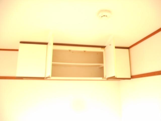 ハイグレード永山 201号室の収納