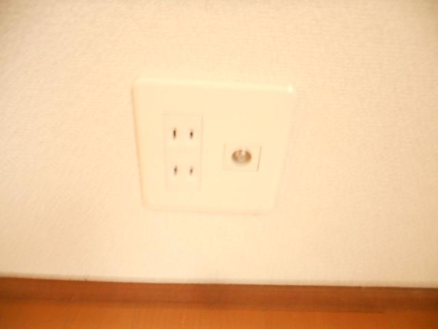 ハイグレード永山 201号室の設備