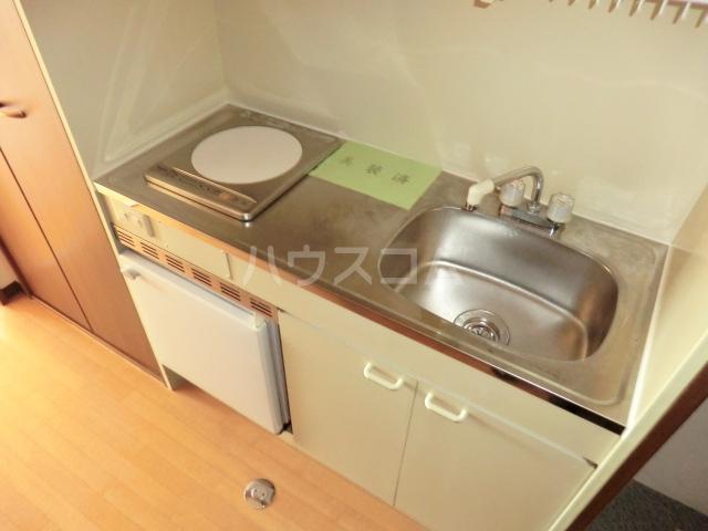 ラフィーネ大宮Ⅲ 238号室のキッチン