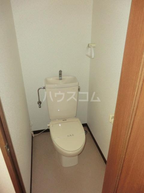 ラフィーネ大宮Ⅲ 238号室のトイレ