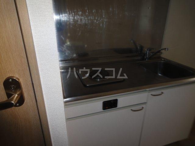 Plume百園 3A号室のキッチン