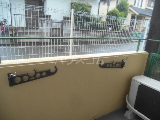 フレスコ永山 303号室のバルコニー