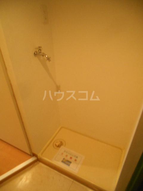 フレスコ永山 303号室の洗面所