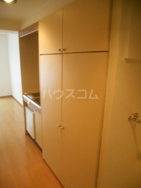 フレスコ永山 303号室の収納