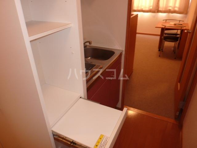 レオパレスラルク 101号室のキッチン