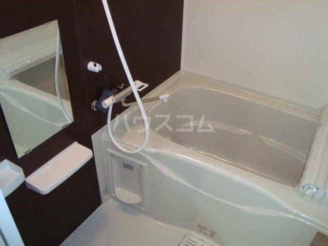 ワンズハート室見 703号室の風呂