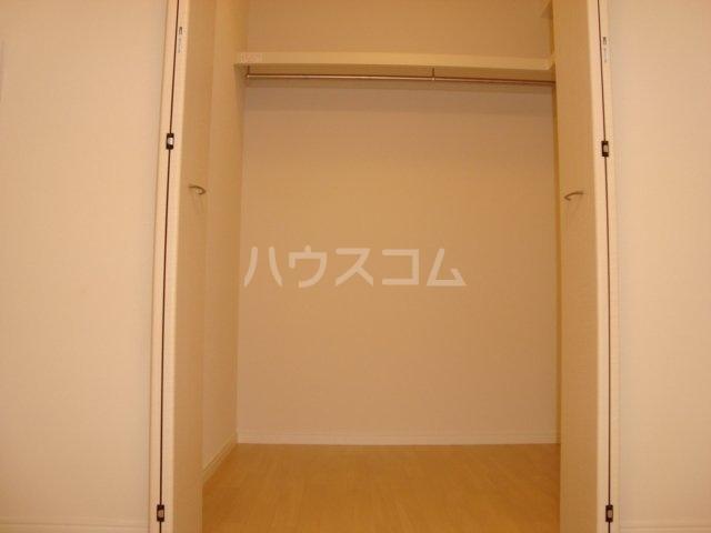 ワンズハート室見 703号室の収納