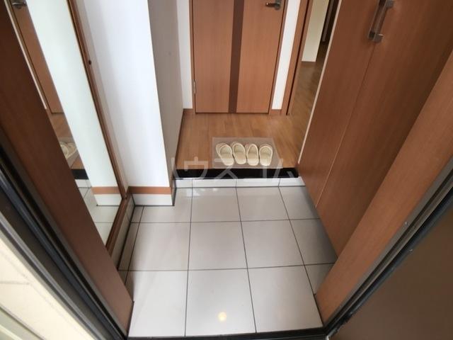 アベリアガーデン 00105号室の玄関
