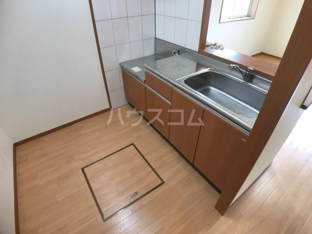 アベリアガーデン 00105号室のキッチン