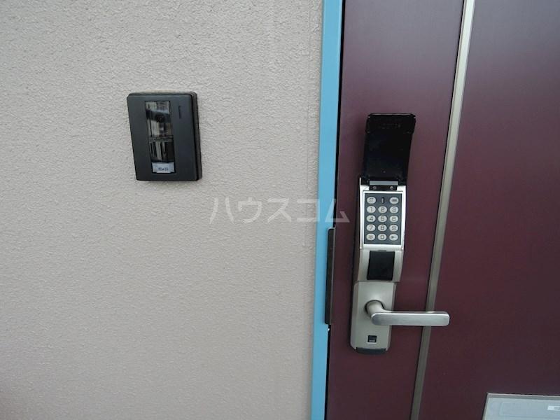 カンタービレ 301号室のセキュリティ