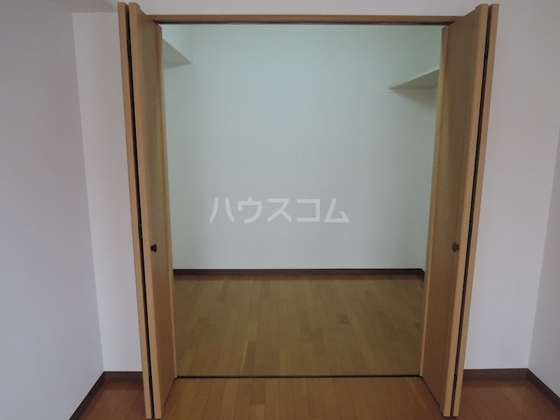 カンタービレ 301号室の収納