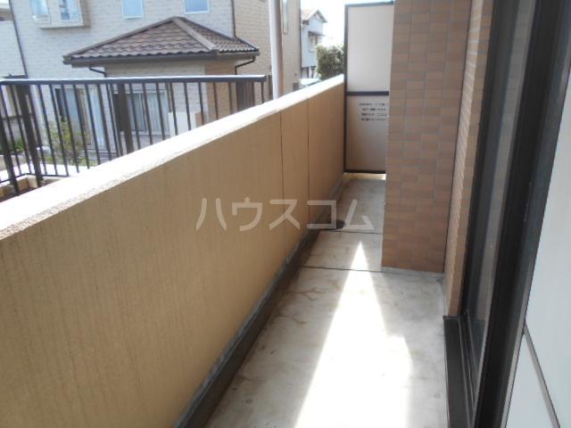 グランドエンブレム横浜 202号室のバルコニー