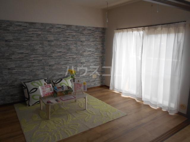 グランドエンブレム横浜 202号室のベッドルーム