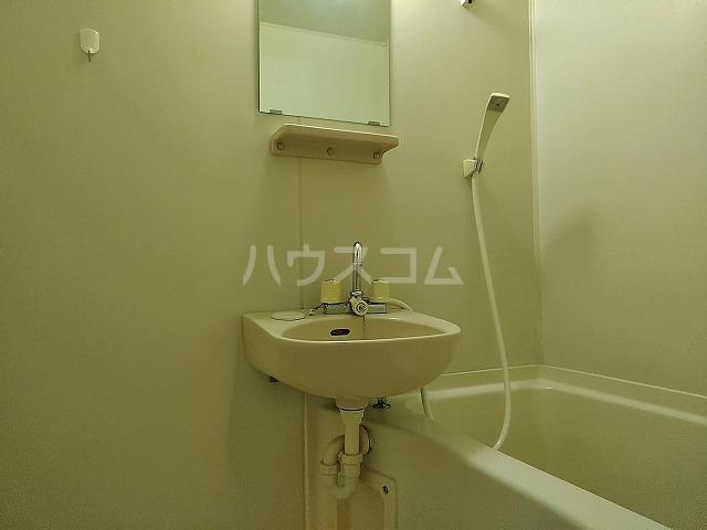 ニューロイヤルスズキ 103号室の洗面所