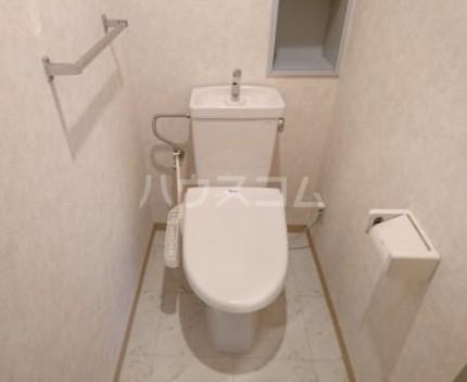 サンヴェール 601号室のトイレ
