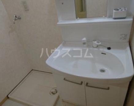 サンヴェール 601号室の洗面所