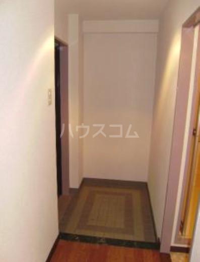 サンヴェール 601号室の玄関
