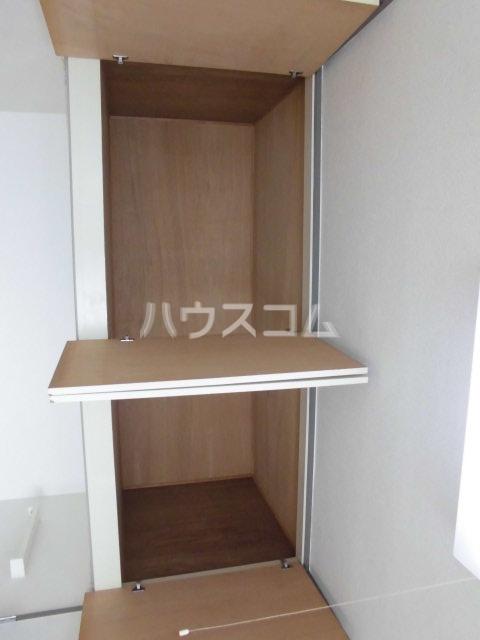 グレーシー西ノ京 302号室の収納