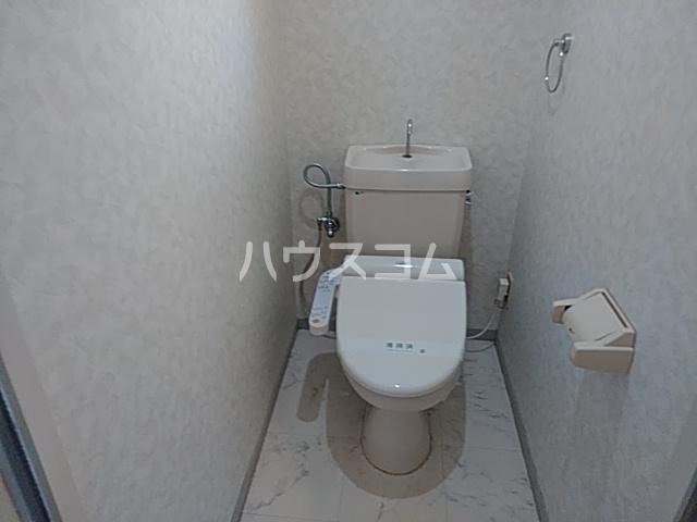 アーバンライフ横落 A 102号室のトイレ