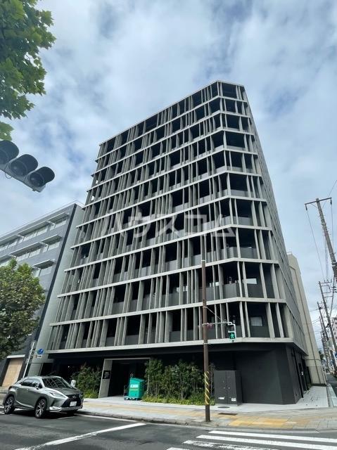 ZOOM横浜関内 203号室の外観