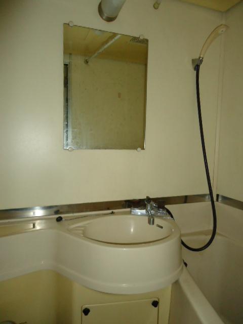 小林ビル 110号室の洗面所