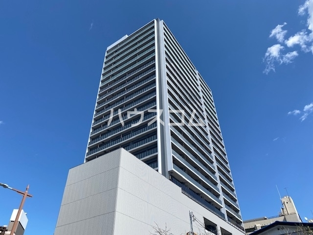 ザ・パークハウス本厚木タワー外観写真