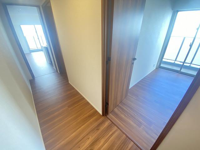 ザ・パークハウス本厚木タワー 1101号室のベッドルーム