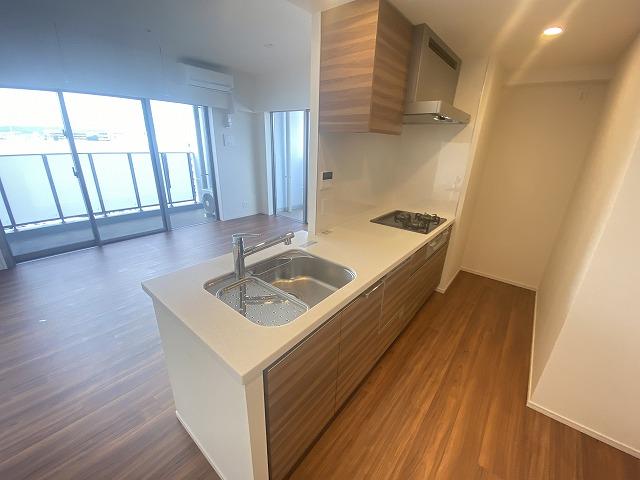 ザ・パークハウス本厚木タワー 1101号室のキッチン