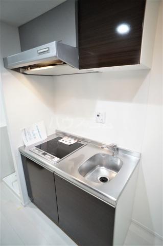 プレシャス南与野 502号室のキッチン