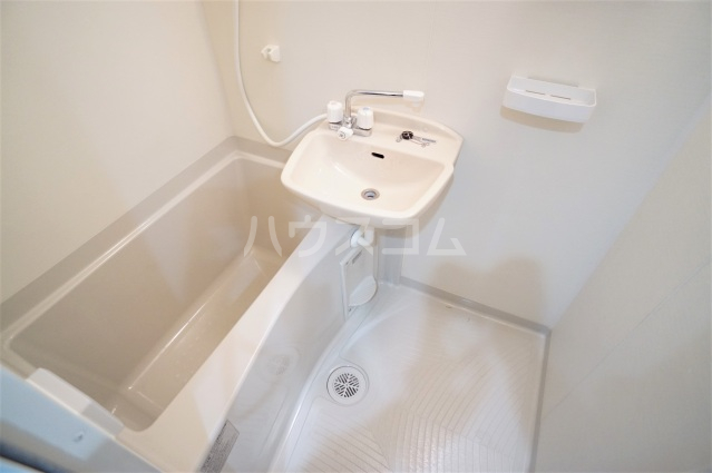 プレシャス南与野 502号室の洗面所