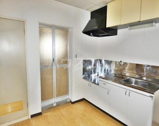 VANハイム 201号室のキッチン