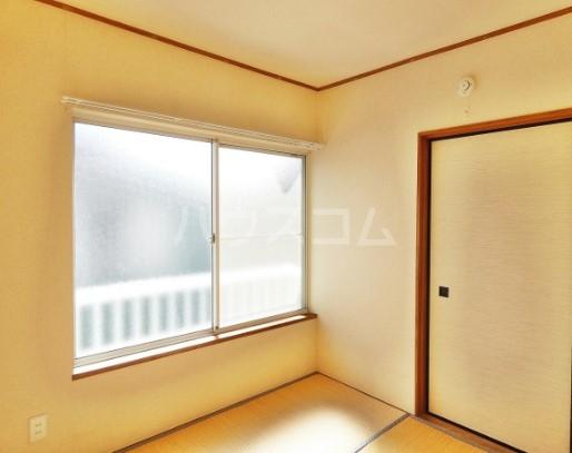 VANハイム 201号室のベッドルーム