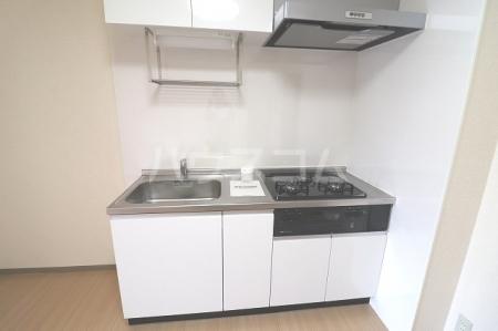 セジュールソフィアⅢ 105号室のキッチン