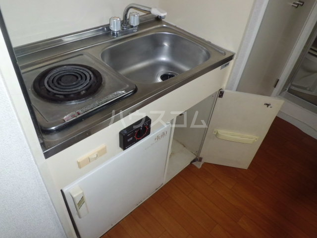 K・柴又 203号室のキッチン