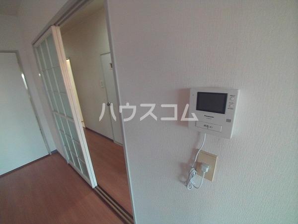 アンフィニ幸田 4D号室のセキュリティ