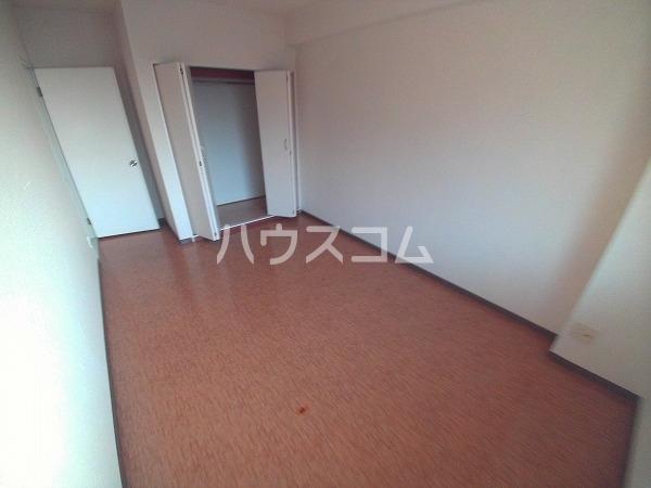 アンフィニ幸田 4D号室のベッドルーム