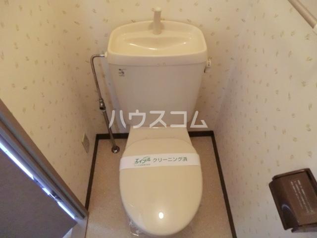 レネット桜台 201号室のトイレ