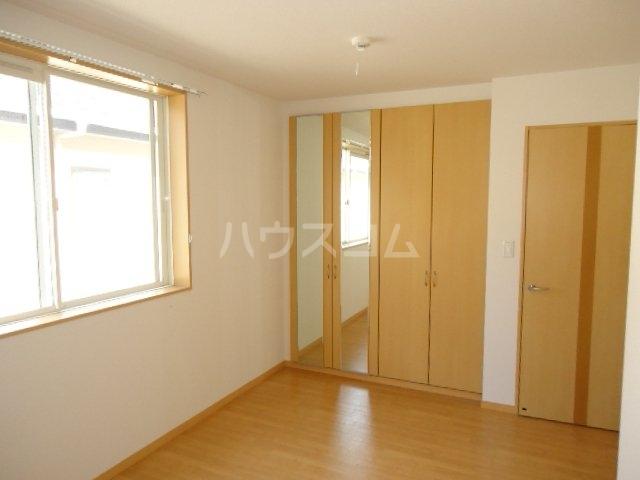 ヴェスパー 203号室の居室